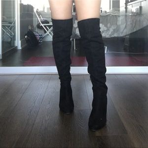 Over-the-knee Boots Michael Kors